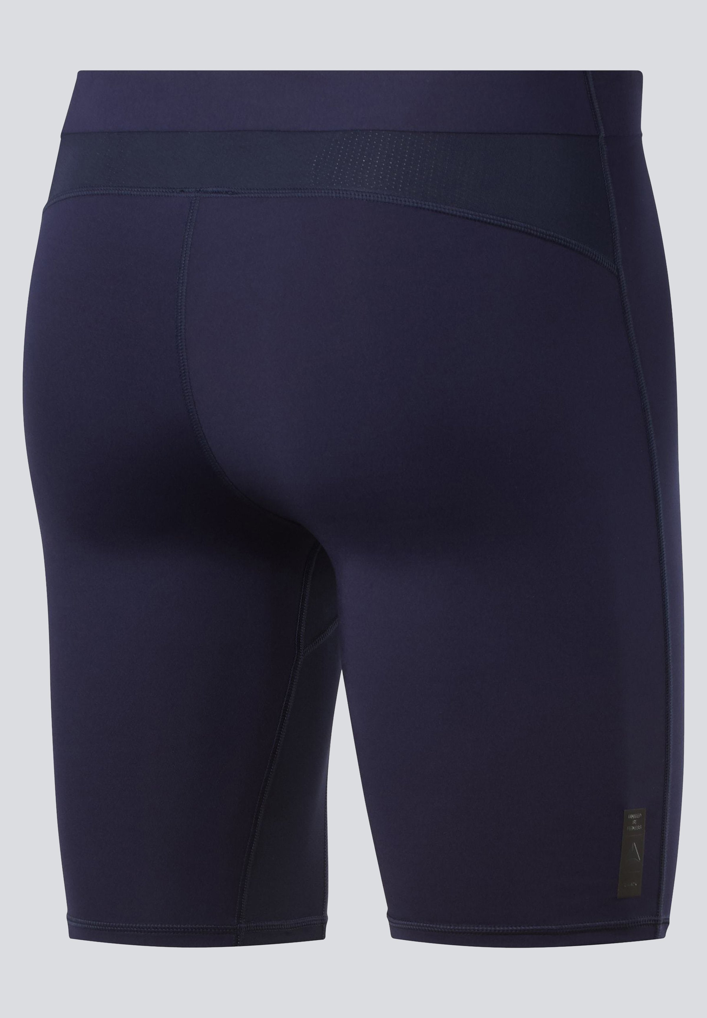 Reebok United By Fitness Compression Shorts - Sports Blue