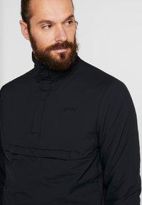 PYUA - DUFF - Snowboard jacket - black - 4