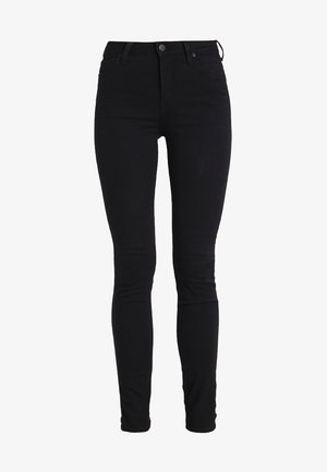 SCARLETT HIGH - Jeans Skinny Fit - black rinse