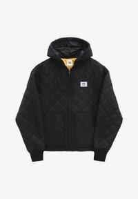 Vans - WM BOOM BOOM 66 HOOD BOMBER - Winter jacket - black - 3