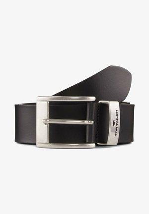 MIT SCHMALER SCHNALLE - Belt - black uni