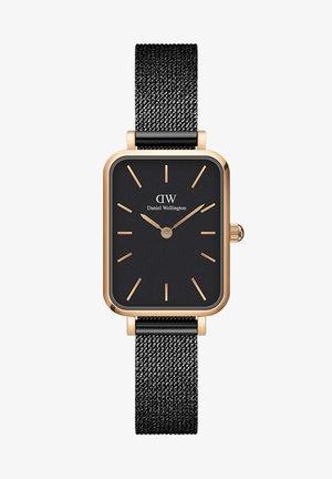 QUADRO PRESSED ASHFIELD - Watch - rose gold