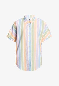 Quiksilver - PACIFIC DAZE  - Button-down blouse - sherbet stripe peach - 5