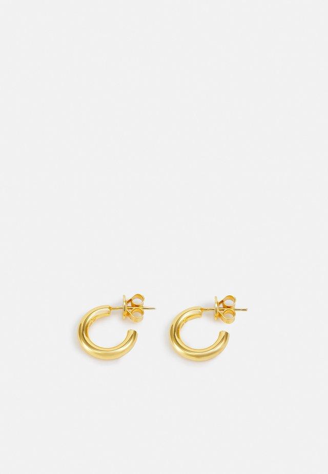 MINI CLOUD - Oorbellen - gold-coloured