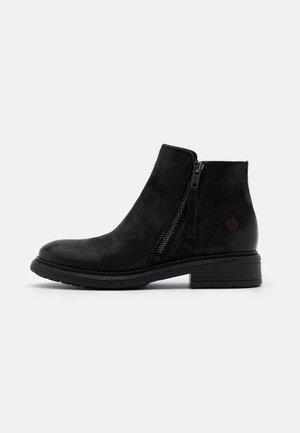 GLORIA - Kotníková obuv - black