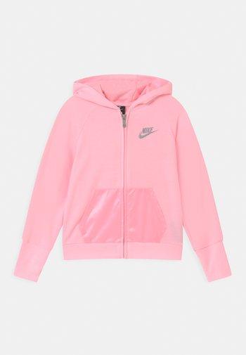 SPORTSWEAR FULL ZIP - Zip-up sweatshirt - arctic punch
