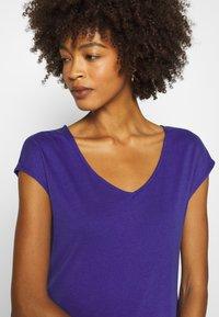 Anna Field - Basic T-shirt - clematis blue - 5