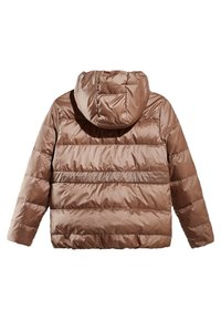 Massimo Dutti - MIT KAPUZE  - Down jacket - brown - 3