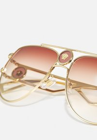 Versace - UNISEX - Sunglasses - gold-coloured - 4