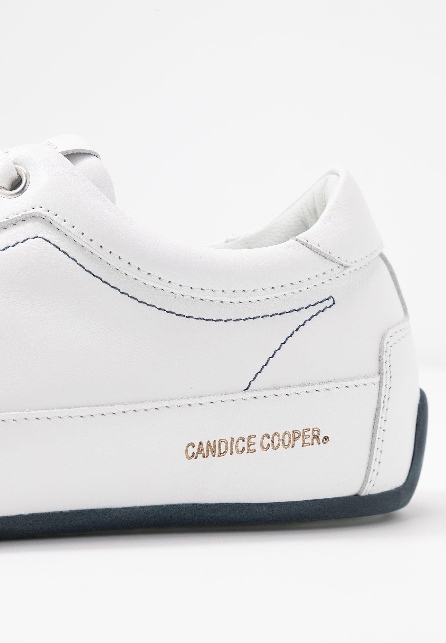 Candice Cooper CAPRI - Joggesko - bianco