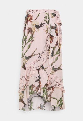 LUCA NOLINA SKIRT - Maxi skirt - clay pink