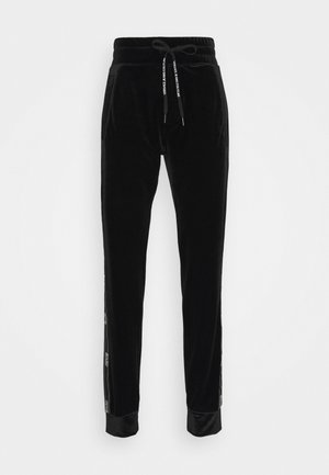 MAN TROUSER - Tracksuit bottoms - nero