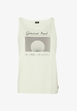 BAY SINGLET - Top - seashell