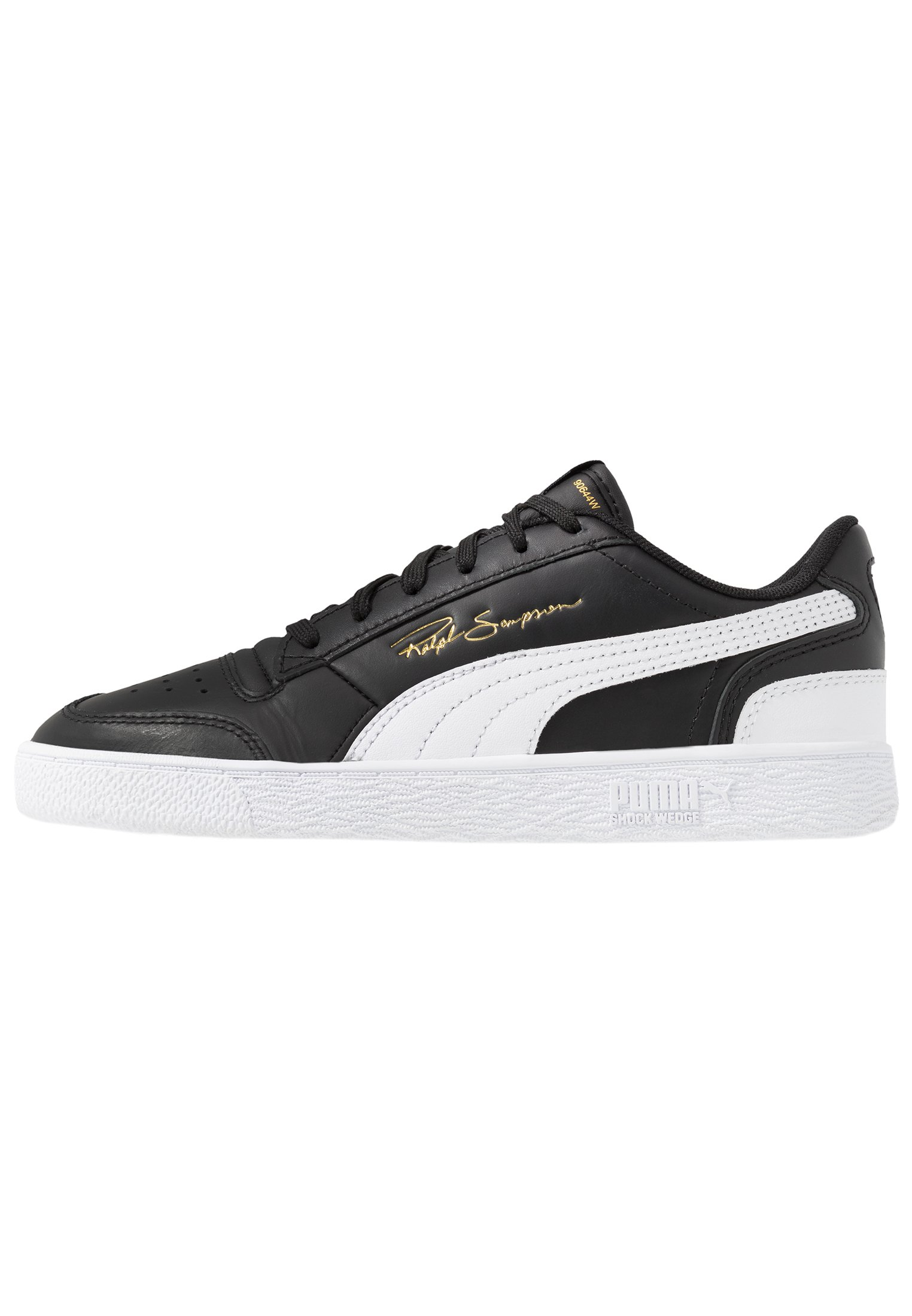 Puma RALPH SAMPSON UNISEX - Baskets basses - black/white/noir ...