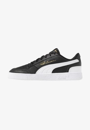 RALPH SAMPSON UNISEX - Sneakers laag - black/white