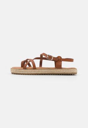ALTHEA - Flip Flops - brown