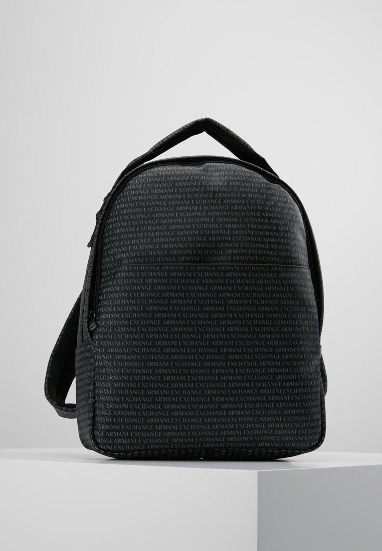 Armani Exchange - Ryggsäck - black
