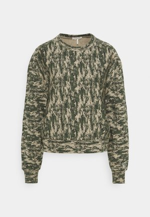 CITY WHITE LABEL - Sweater - armymult