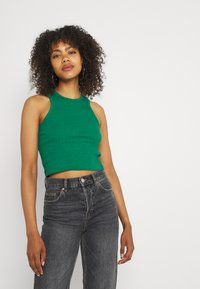 BDG Urban Outfitters - HIGH TANK - Topper - bright green - 0