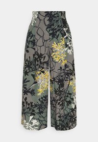 Thought - BRIELLE CULOTTES - Trousers - smoke grey - 0