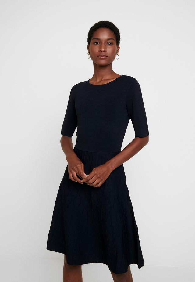 ORLA DRESS - Jumper dress - navy