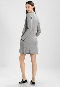 Morgan - BLOCK - Cardigan - grey - 2