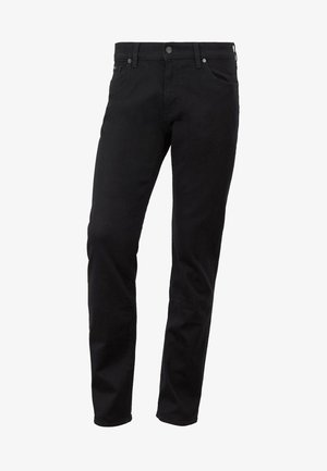 MAINE Straight Leg - Pantaloni - black