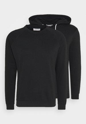 2 PACK - Sweatshirt - black