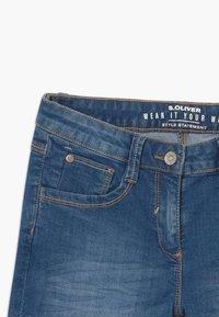 s.Oliver - BERMUDA - Denim shorts - blue stone - 3