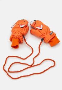 Barts - MITTS UNISEX - Mittens - orange - 1