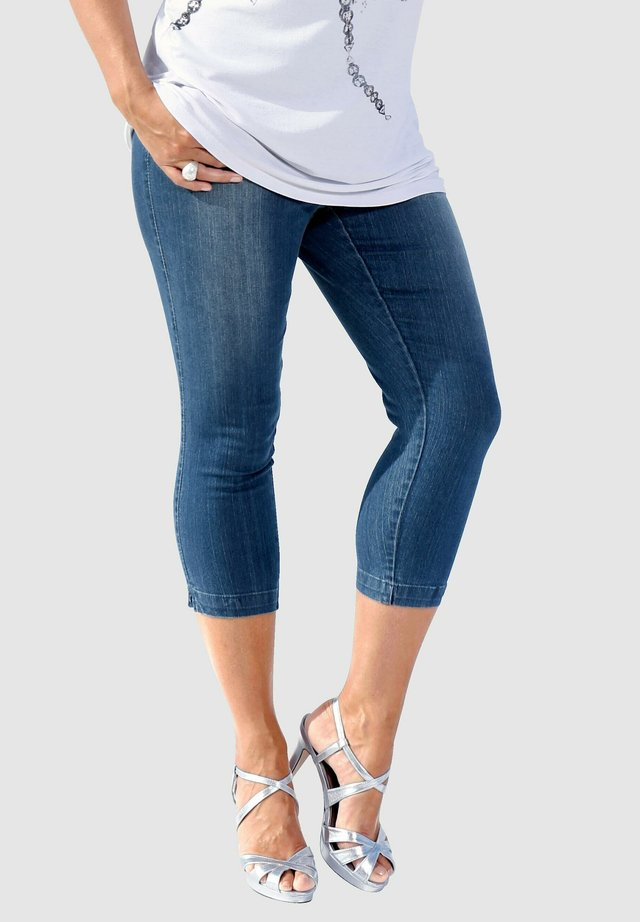 Jeggings - blue bleached