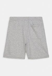 Fila - ROBERT KIDS - Pantalón corto de deporte - light grey melange - 1