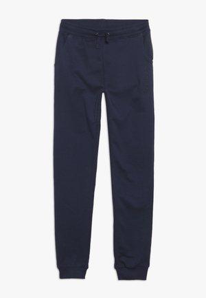 JUNIOR UNISEX ACTIVE PANTS - Pantalones deportivos - deck blue