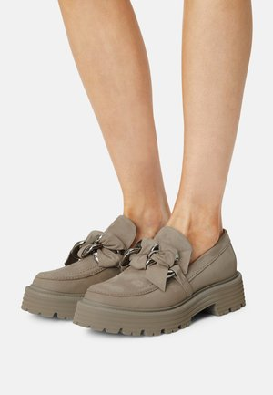 POWER - Mocassins - taupe
