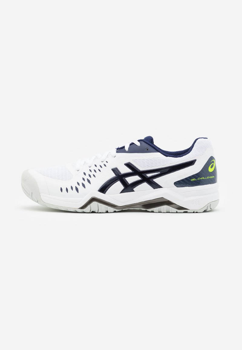 ASICS - GEL-CHALLENGER 12 - Multicourt tennis shoes - white/peacoat