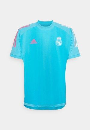 REAL MADRID AEROREADY SPORTS FOOTBALL - Equipación de clubes - light blue