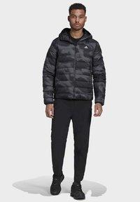 adidas Performance - Sports jacket - grey - 1