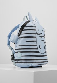 Lässig - BACKPACK ABOUT FRIENDS KAYA ZEBRA - Rucksack - blue