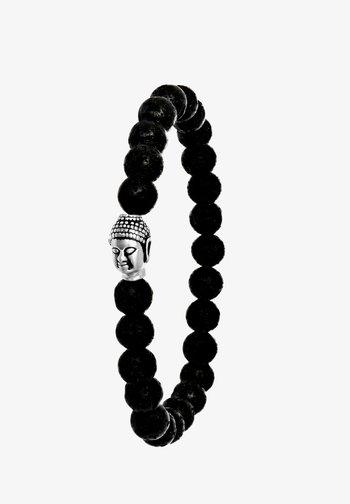 Bracelet - zwart