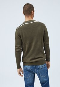 Pepe Jeans - OSCAR - Pullover - waldgrün - 2