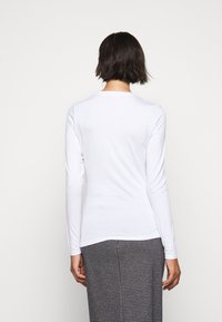 WEEKEND MaxMara - MULTIE - Long sleeved top - white - 2