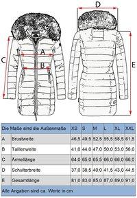 Marikoo - STEPP - Winter coat - silber - 4