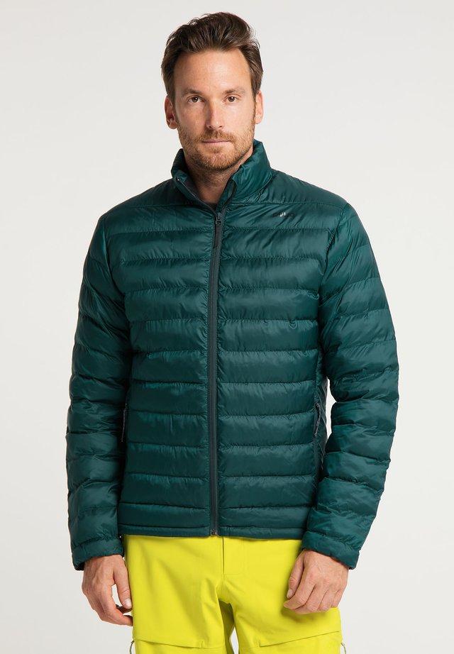 Ski jacket - dark moss green
