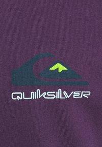 Quiksilver - REFLECT TEE - T-shirt con stampa - purple plumeria - 2