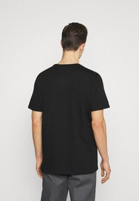 GAP - 2 PACK - Print T-shirt - black/white - 2