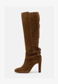 San Marina - AGNATALI - High heeled boots - cannelle - 1