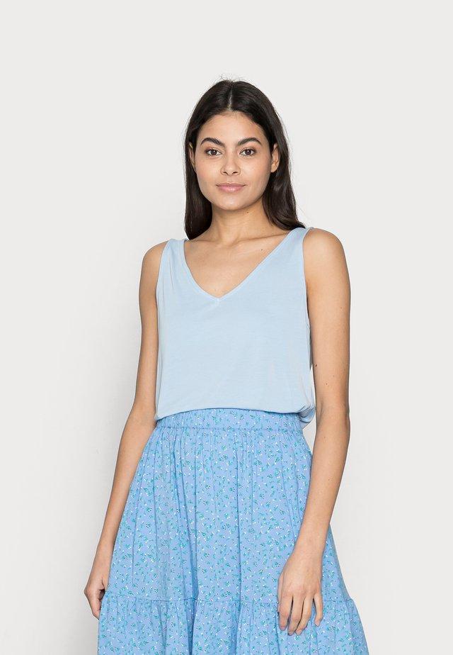 ELLA TANK - Top - cashmere blue