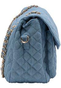 faina - Across body bag - blau denim - 3