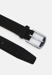 Hackett London - WATSON BELT - Belt business - black - 1