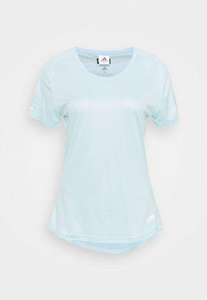 RUN IT TEE - Basic T-shirt - halo mint